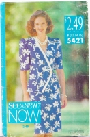 Butterick 5421 Top & Skirt Sewing Pattern 6-10 B30-32 Uncut