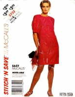 McCalls 5732 Chemise Dress Sewing Pattern 16-20 B38-42 Uncut